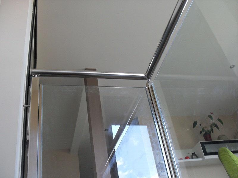 Alumam carpinter a de aluminio sabadell barandillas - Barandilla de aluminio ...