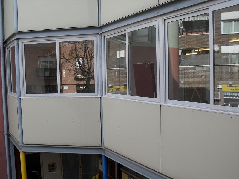 Puertas para terrazas aluminio cunto costara un armario - Puertas de terraza ...