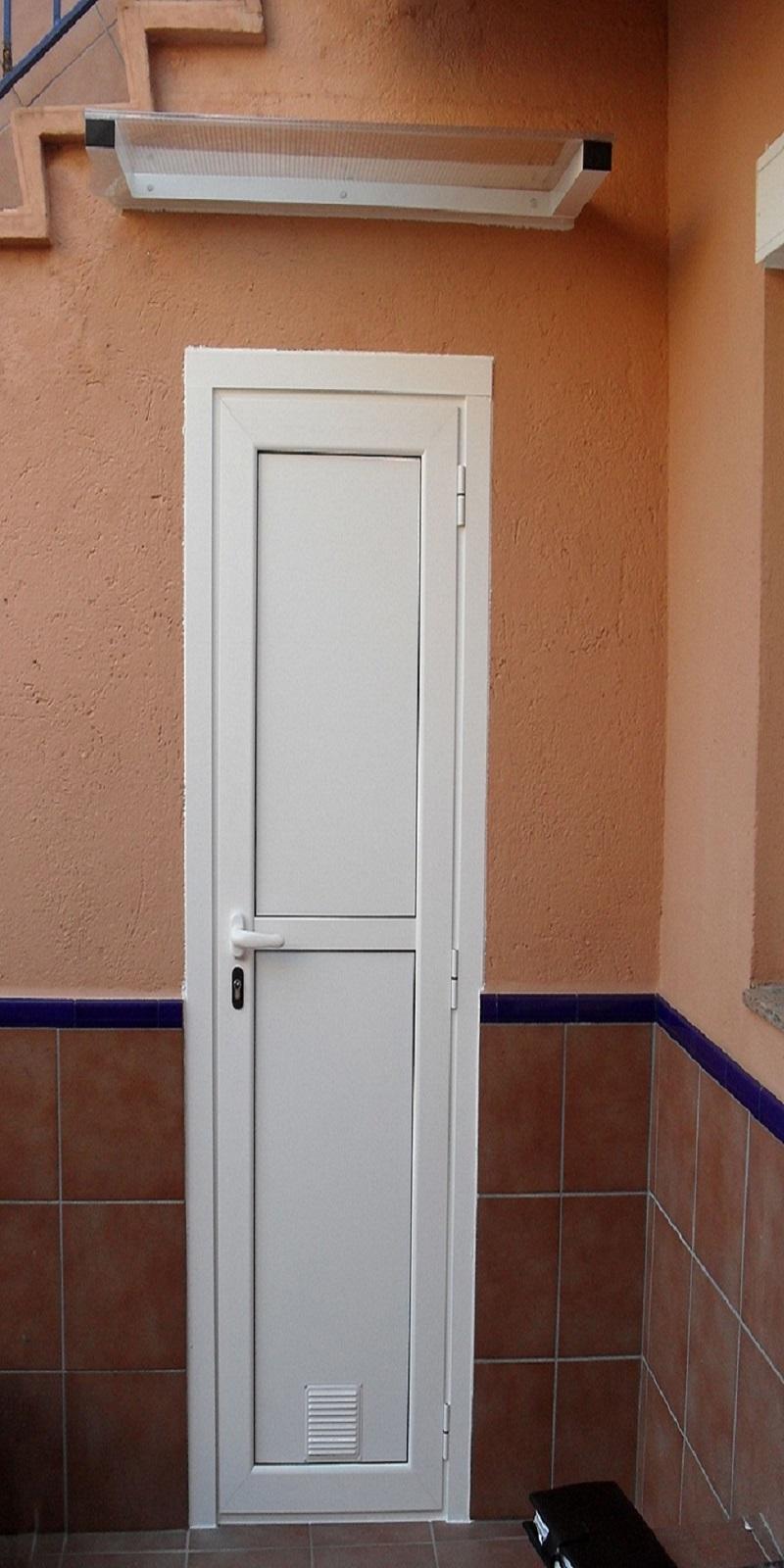 Alumam carpinter a de aluminio sabadell puertas - Aluminio para puertas ...